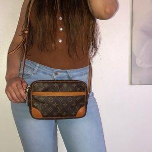 Louis Vuitton Bags - Authentic Louis Vuitton Crossbody Trocadero 23
